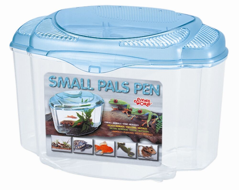 Living World Pals Pen Aquarium Kit Size: 6.2