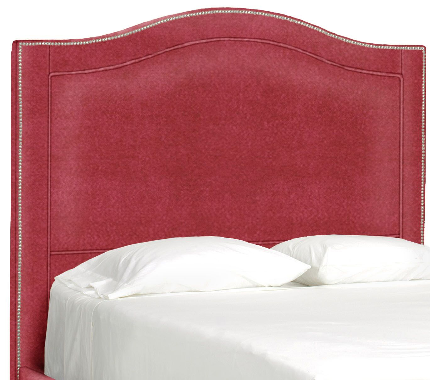 Dreamtime Upholstered Panel Headboard Upholstery: Cherry, Size: Queen