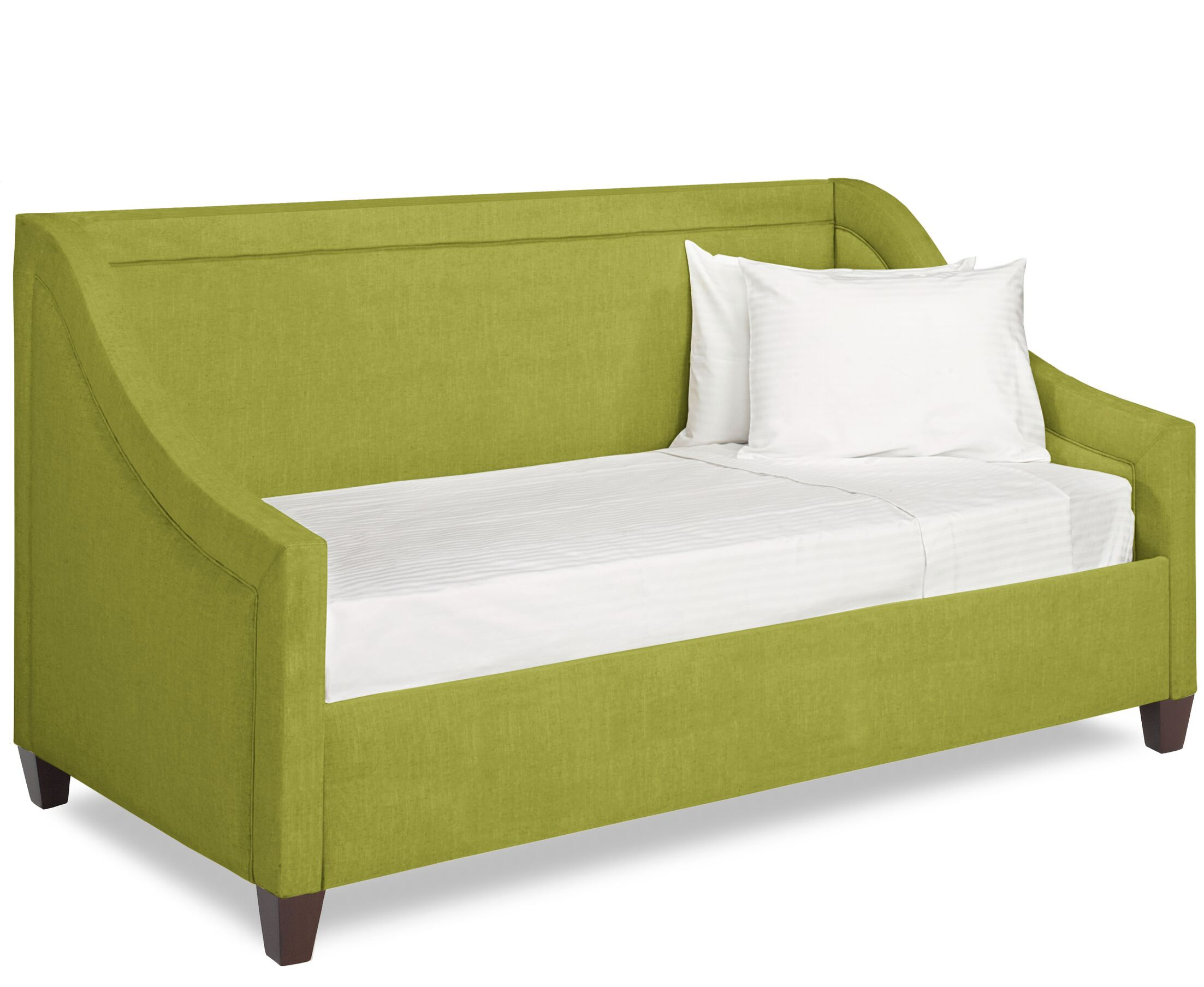 Dreamtime Daybed with Mattress Color: Grass, Size: Twin XL