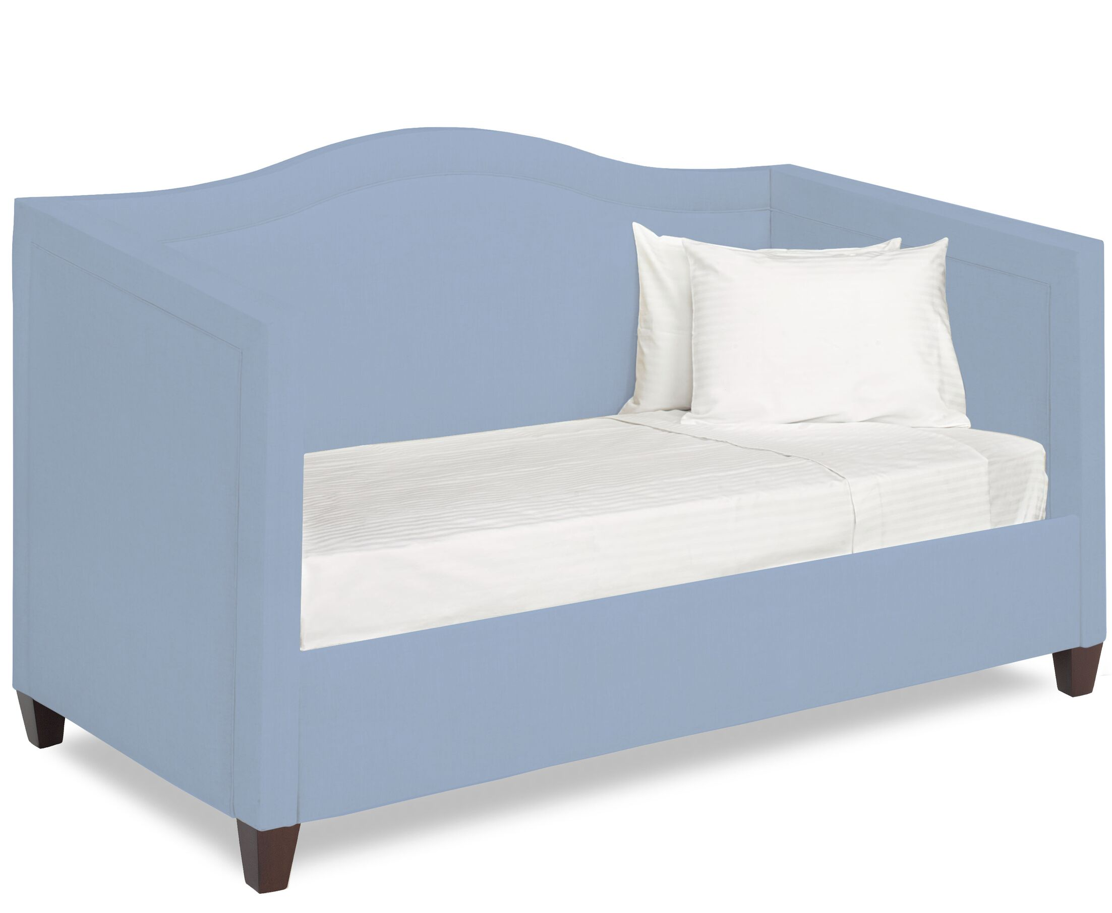 Dreamtime Daybed with Mattress Color: Sky, Size: Twin XL