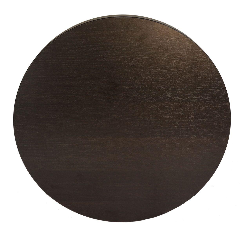 Midtown Table Top Color: Espresso, Size: 45