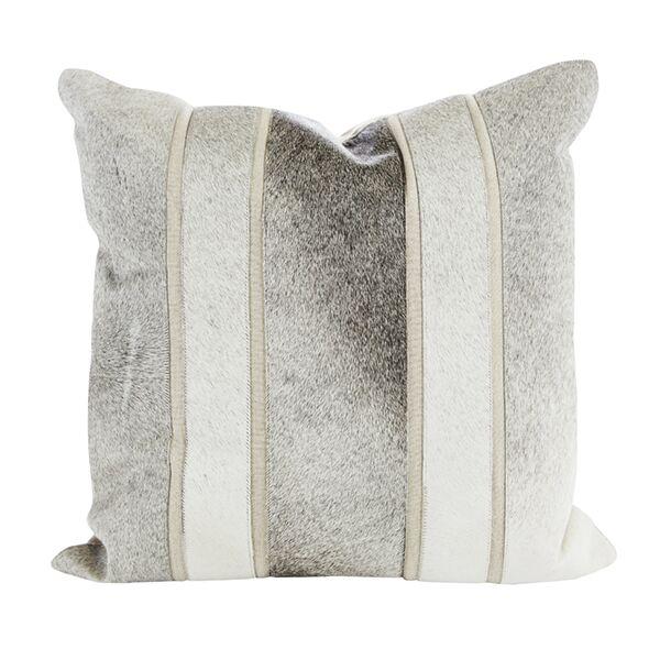 Smoky Velvet Throw Pillow