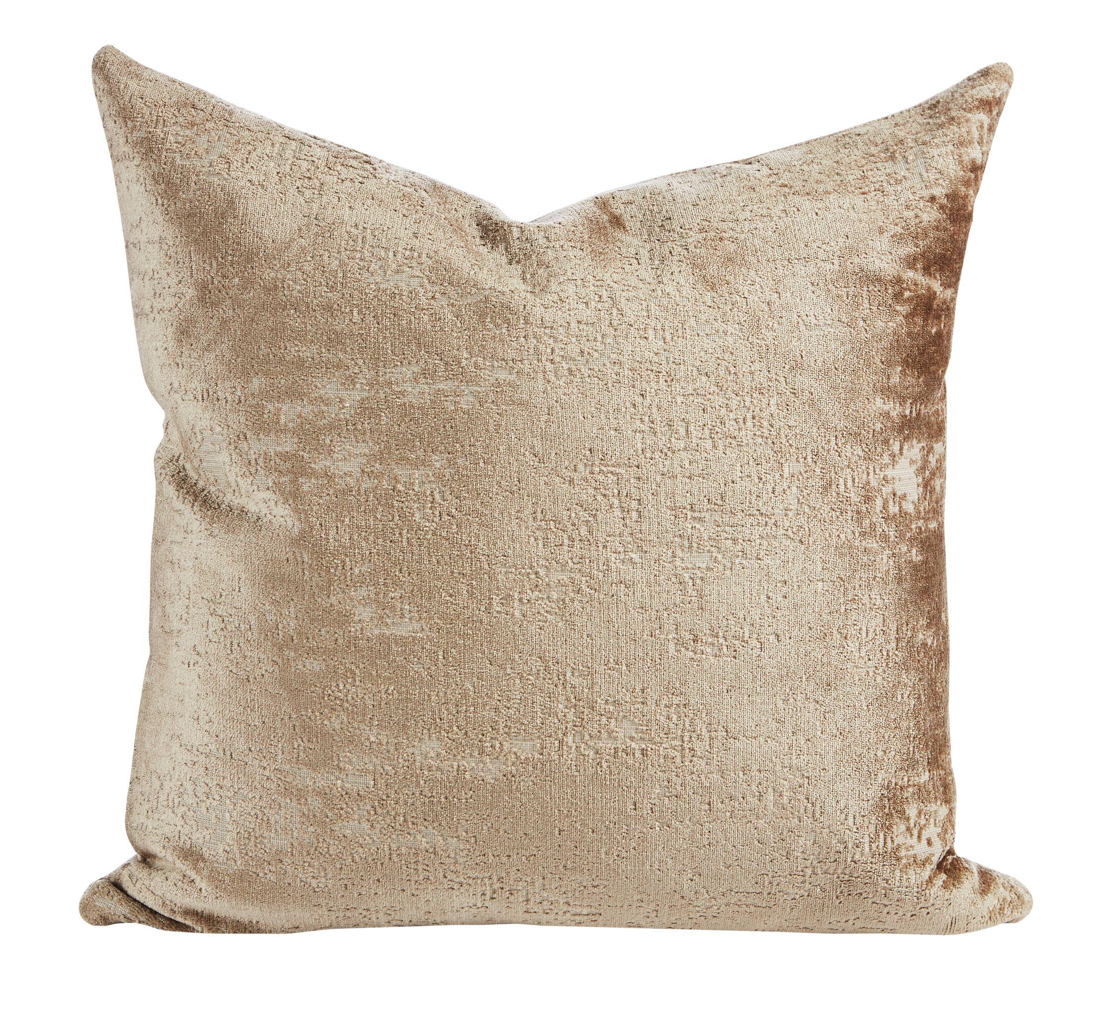 Mineral Velvet Throw Pillow (Set of 2)