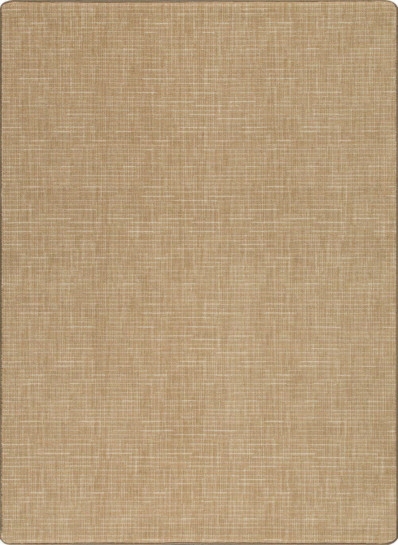 Risborough Broadcloth Flax Area Rug Rug Size: Rectangle 2'1
