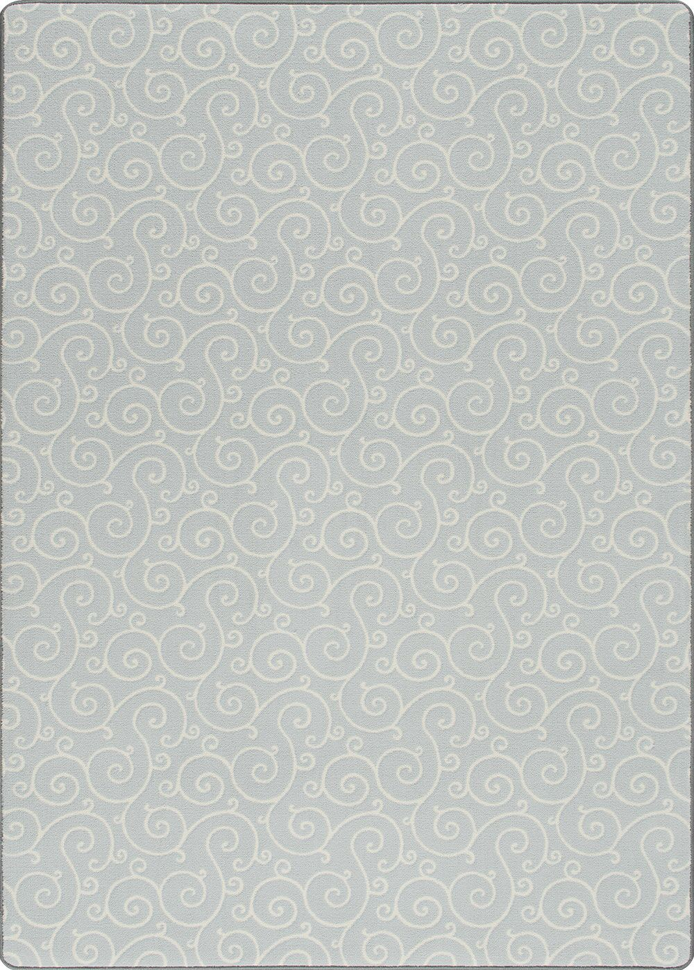 Hawkinge Sky Area Rug Rug Size: Rectangle 3'10