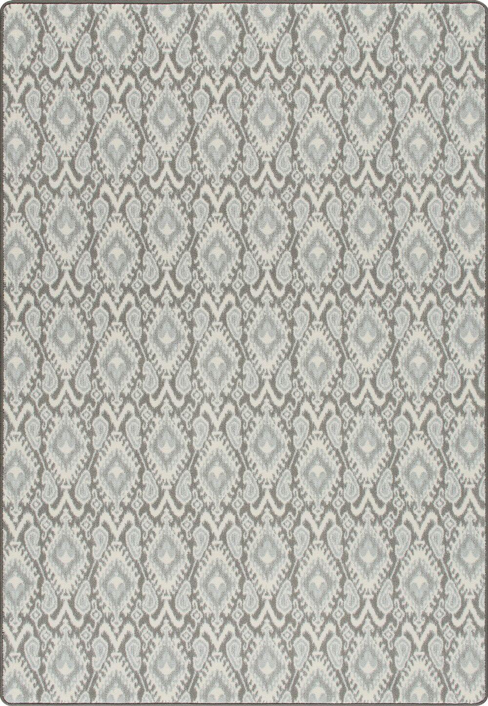 Glastonbury Crafted Moonstone Area Rug Rug Size: Rectangle 2'1