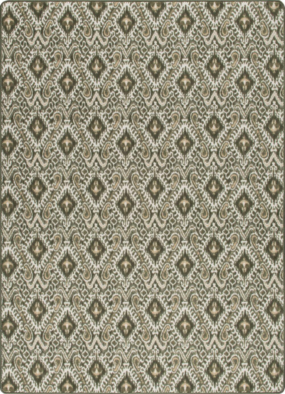 Glastonbury Crafted Olivewood Area Rug Rug Size: Rectangle 2'1