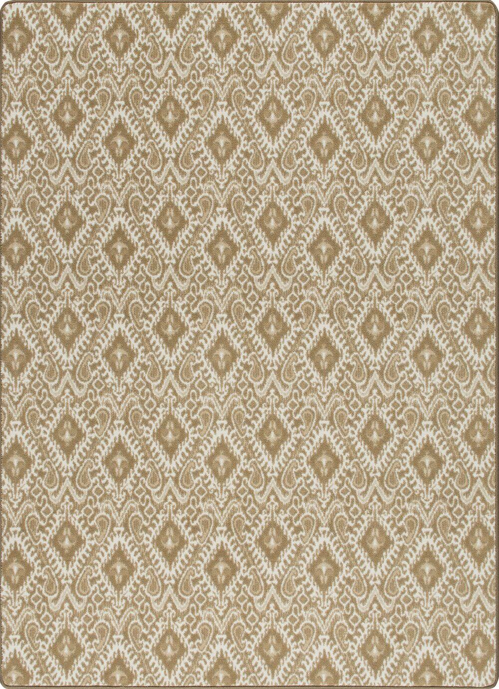 Glastonbury Crafted Sepia Area Rug Rug Size: Rectangle 5'3