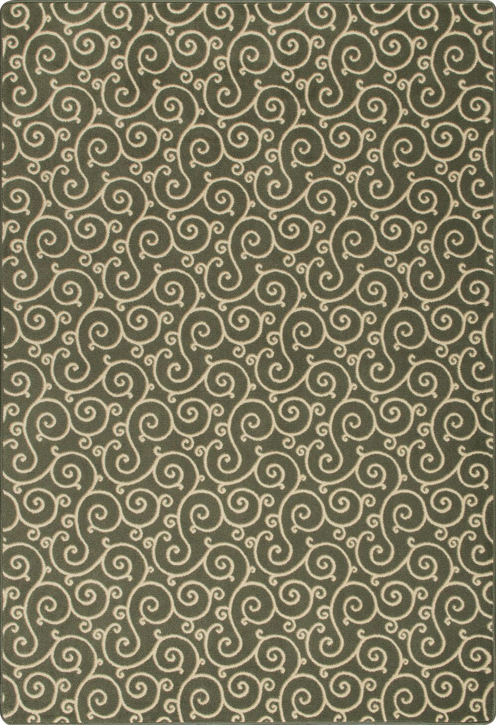 Hawkinge Ivy Area Rug Rug Size: Rectangle 2'1