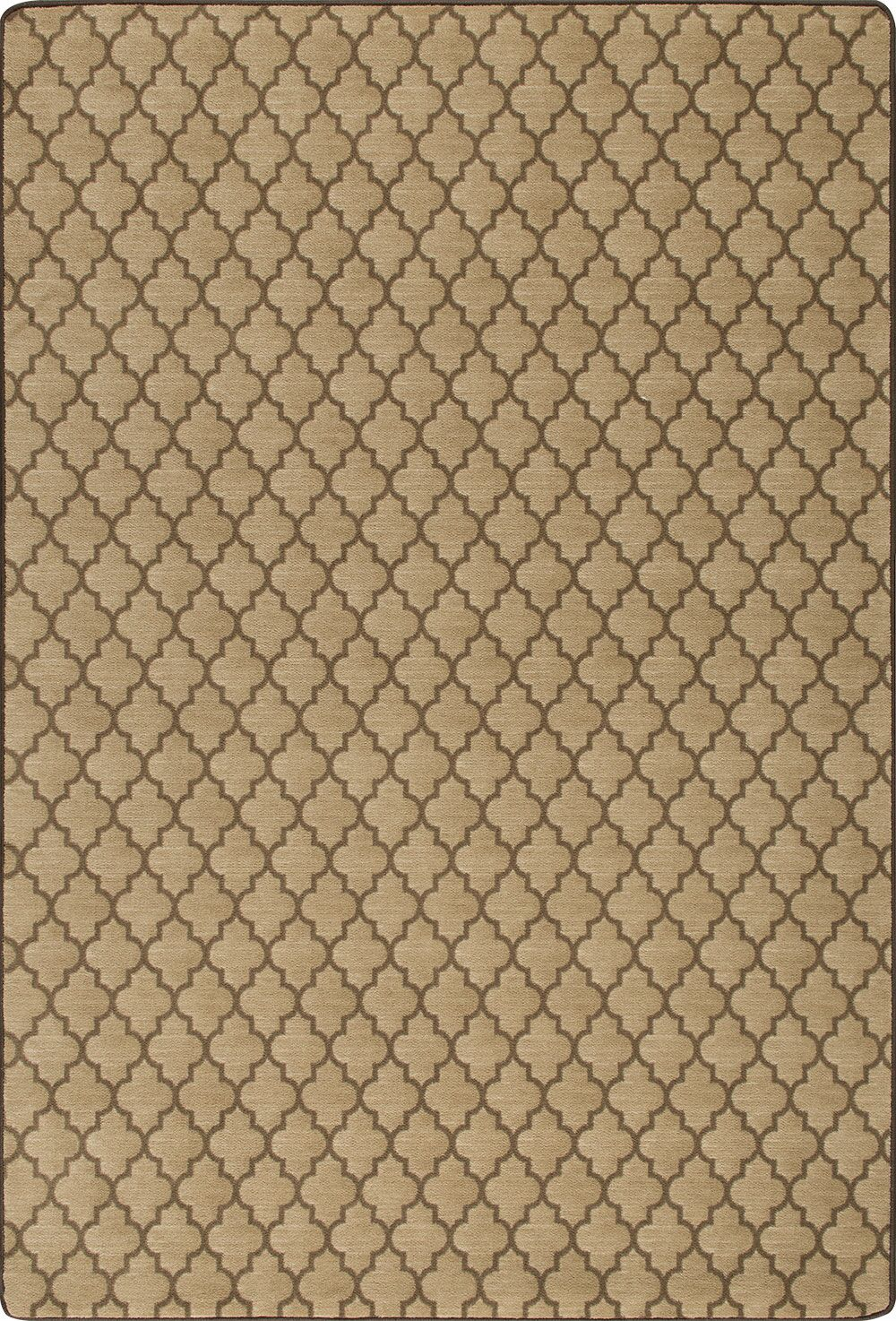 Tinsman Sable Area Rug Rug Size: Rectangle 2'1