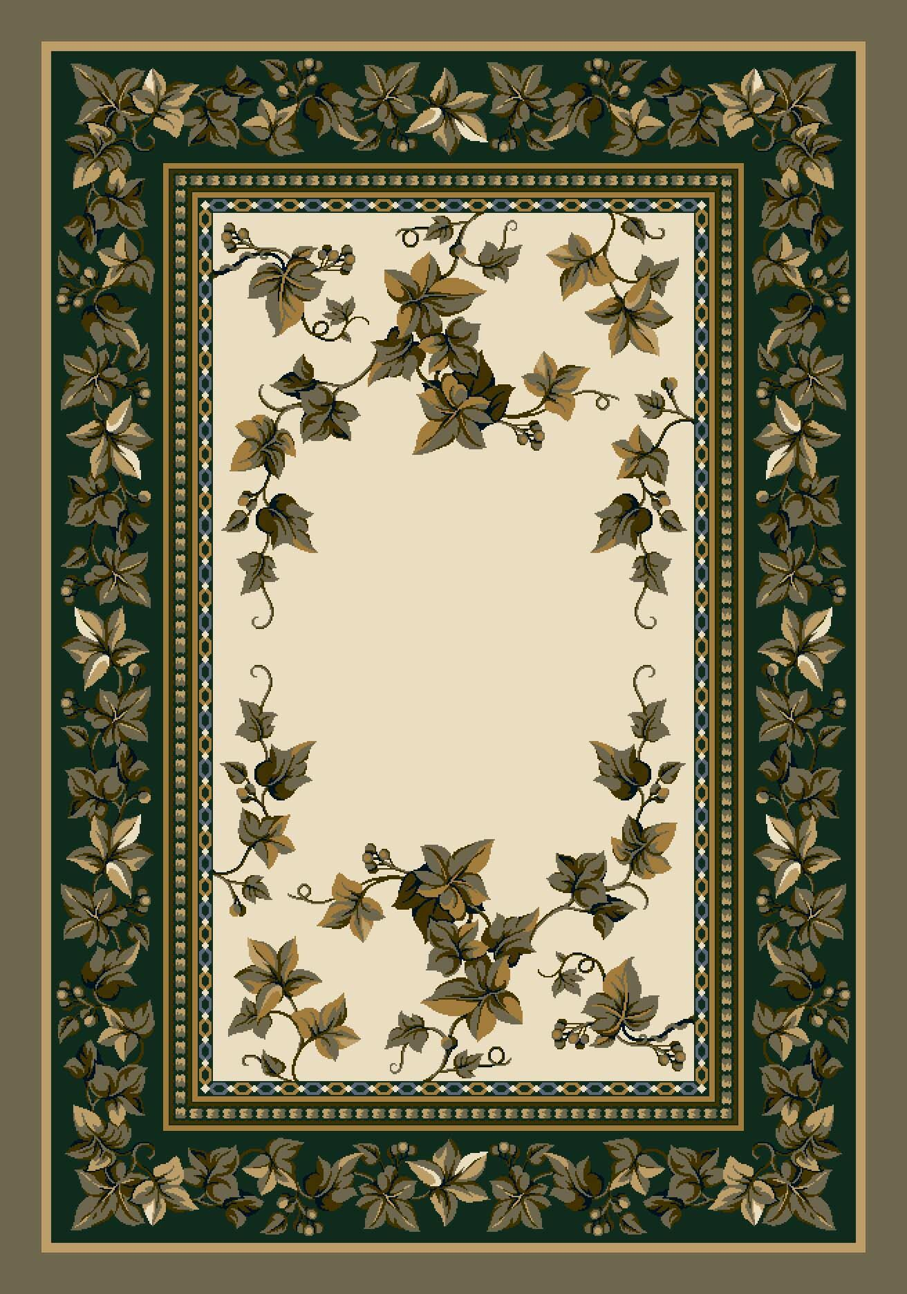 Signature Ivy Valley Opal Area Rug Rug Size: Rectangle 10'9