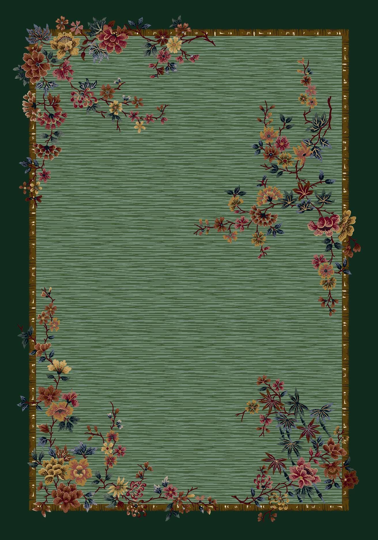 Signature Mindre Peridot Area Rug Rug Size: Rectangle 5'4