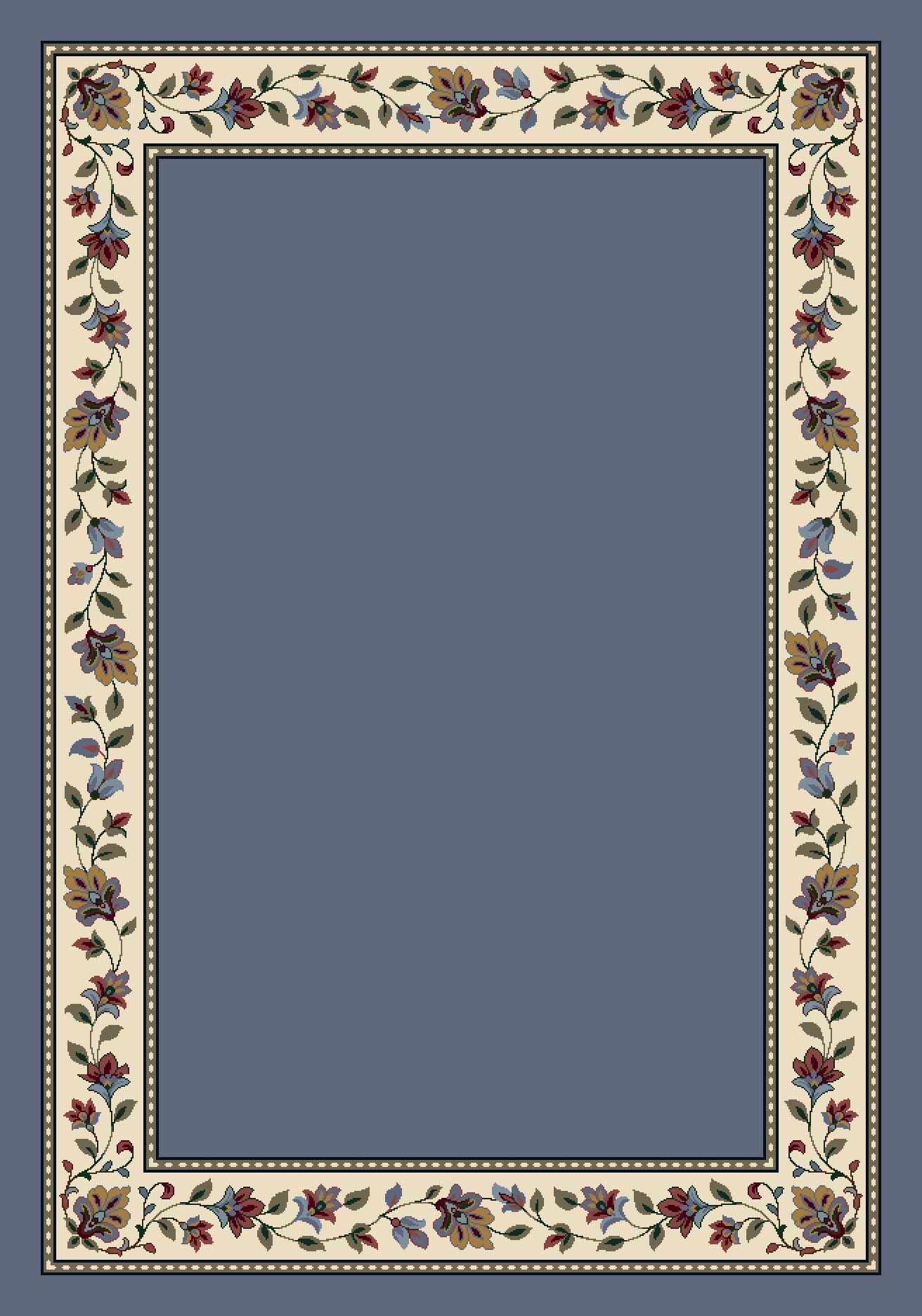 Signature Symphony Lapis Solid Area Rug Rug Size: Rectangle 2'1