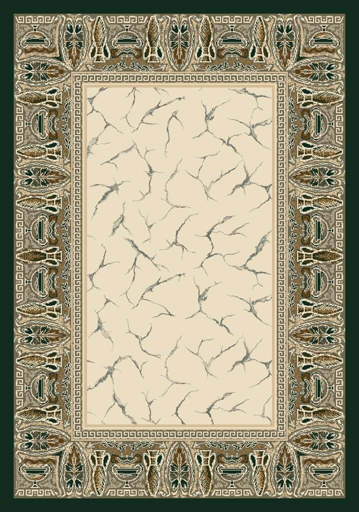 Innovation Emerald Isis Area Rug Rug Size: Square 7'7