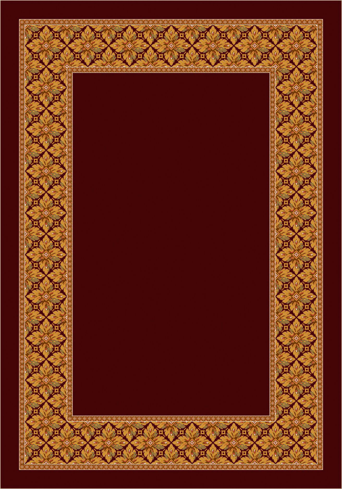 Design Center Garnet Copernicus Area Rug Rug Size: Rectangle 3'10