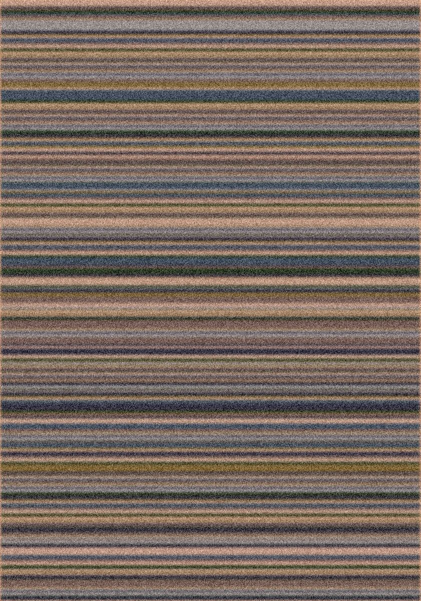 Modern Times Canyon Medieval Gray Area Rug Rug Size: Rectangle 5'4