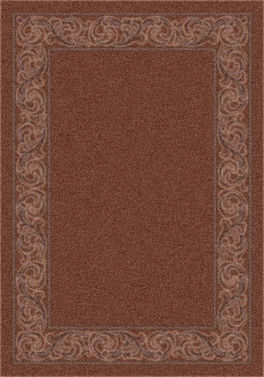 Modern Times Sonata Cafe Creme Area Rug Rug Size: Rectangle 7'8