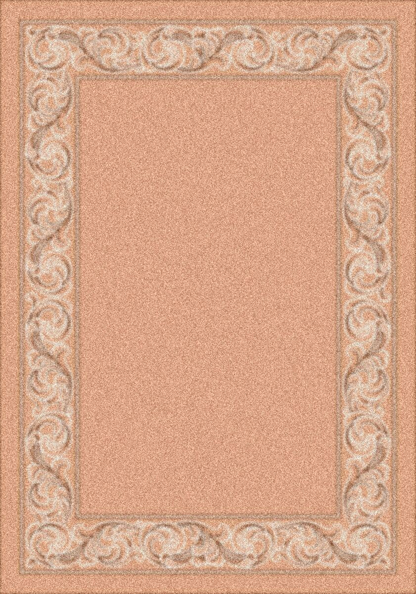 Modern Times Sonata Almond Area Rug Rug Size: Square 7'7