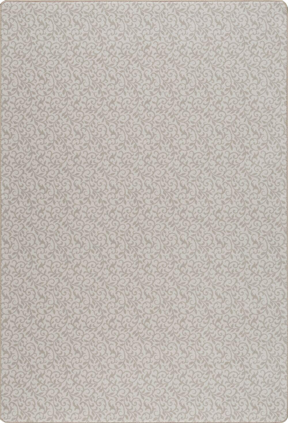 Hawkinge Birch Gray Area Rug Rug Size: Rectangle 3'10