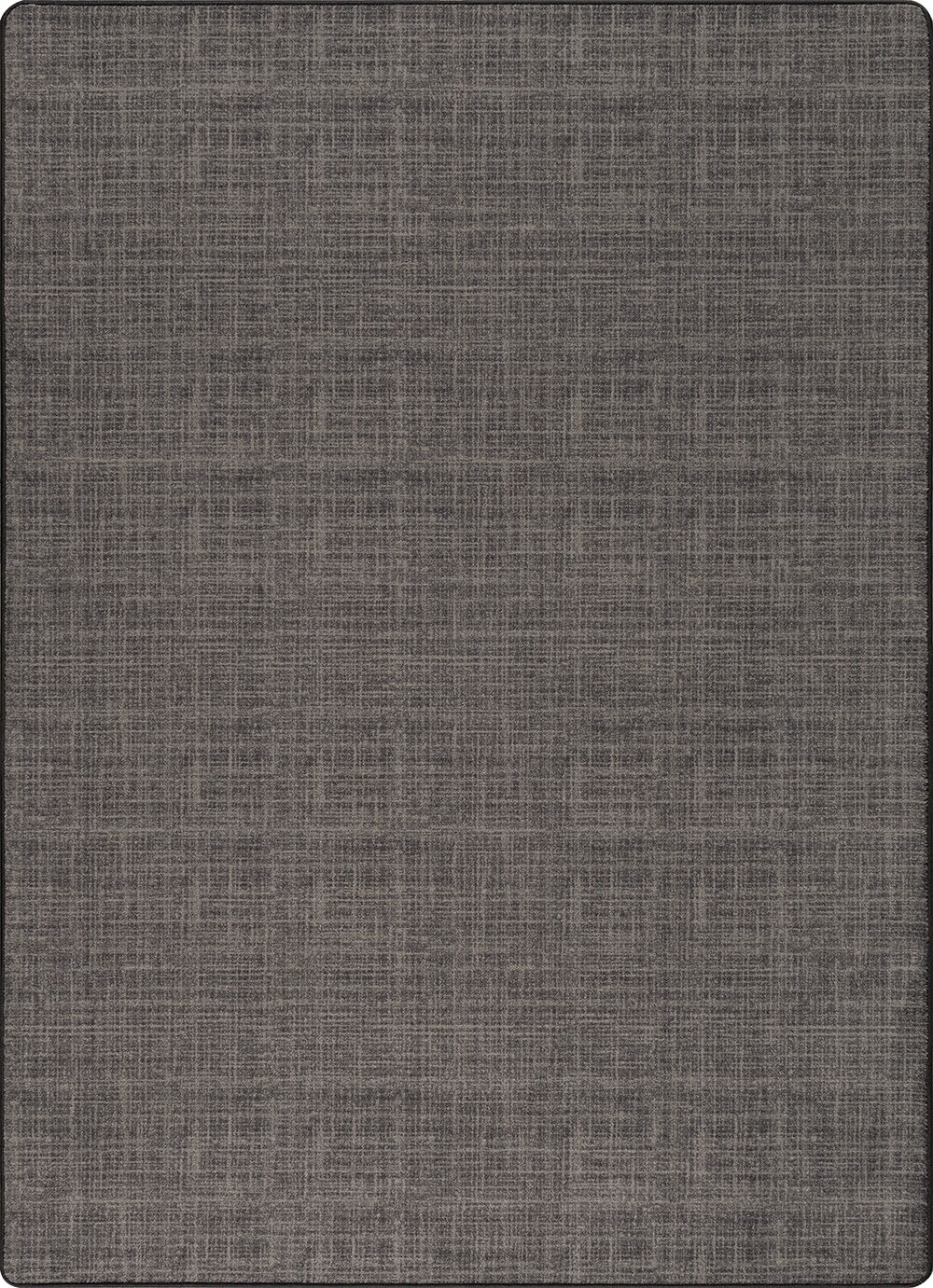 Risborough Gray Area Rug Rug Size: Rectangle 3'10