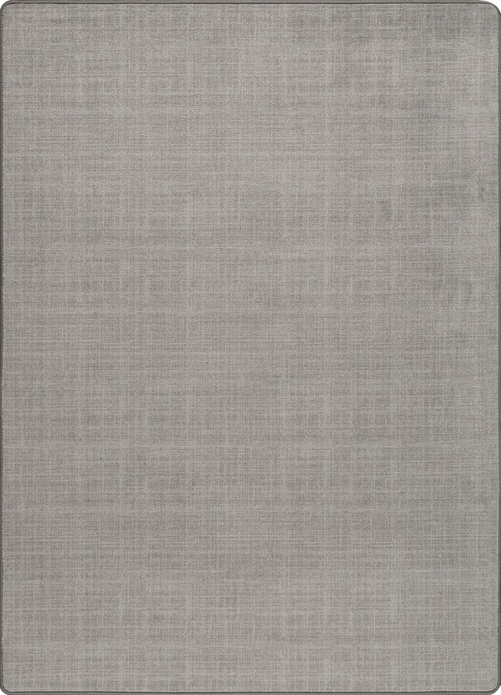 Risborough Urban Gray Area Rug Rug Size: Rectangle 7'8