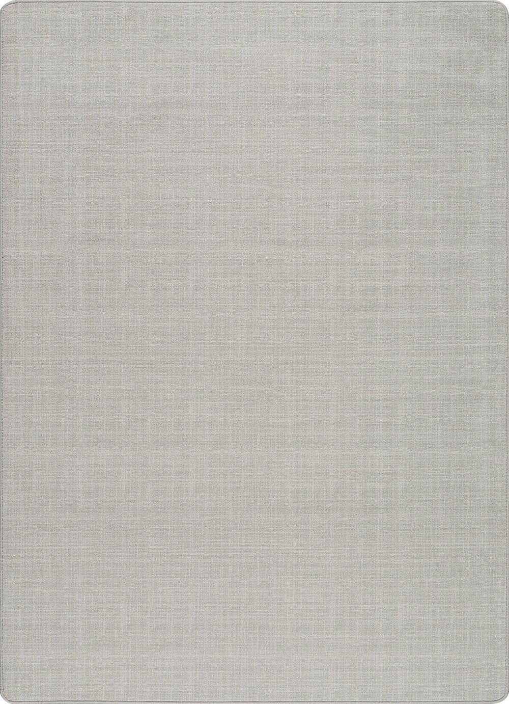 Broom Pale Pewter Area Rug Rug Size: Rectangle 5'4