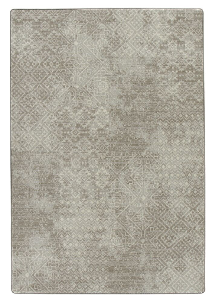 Tate Oyster Area Rug Rug Size: Rectangle 5'4