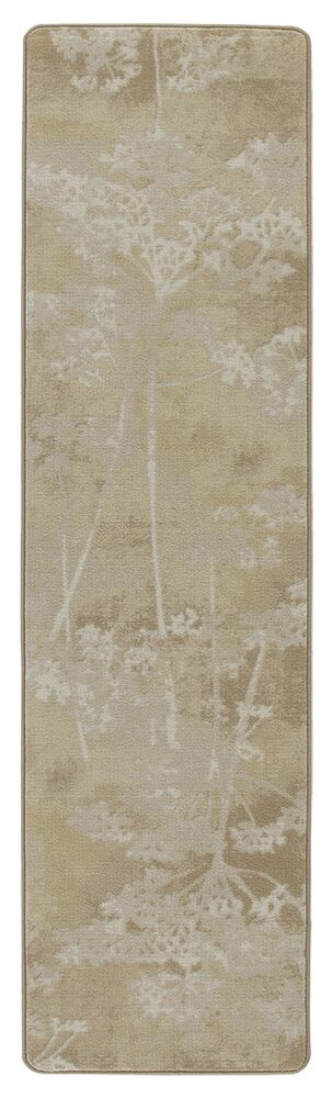 Corell Park Springs Sunscape Gold Area Rug Rug Size: Runner 2'1