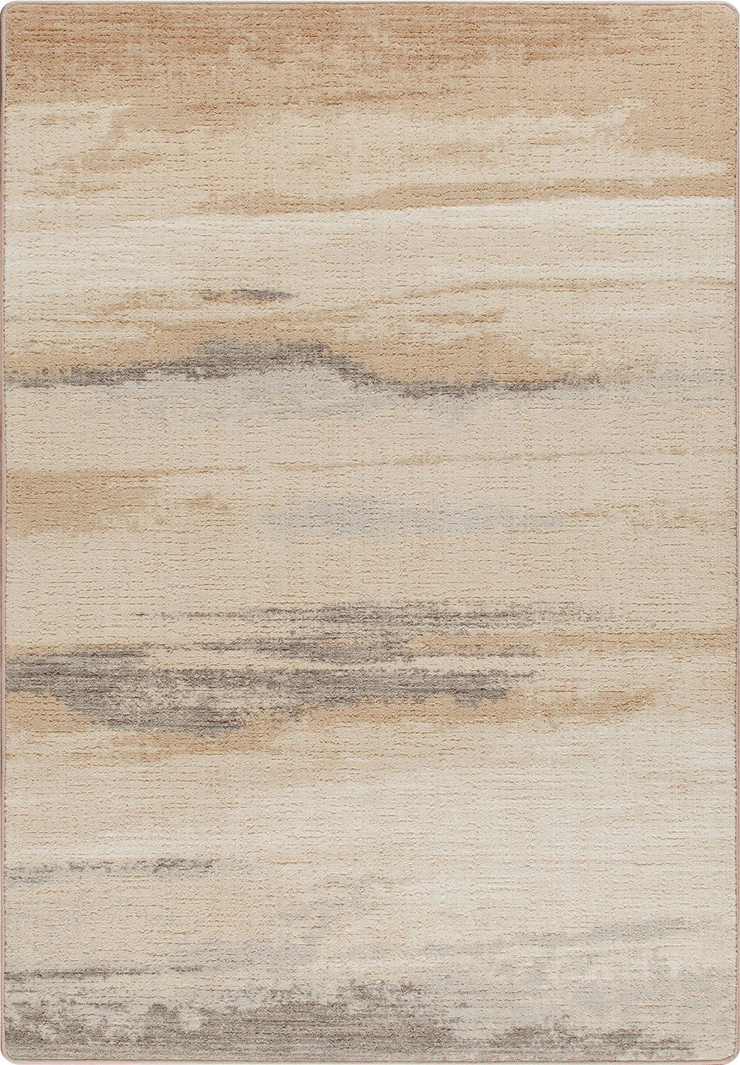 Mix and Mingle Hand-Tufted Brown/Tan Area Rug Rug Size: Runner 2'1