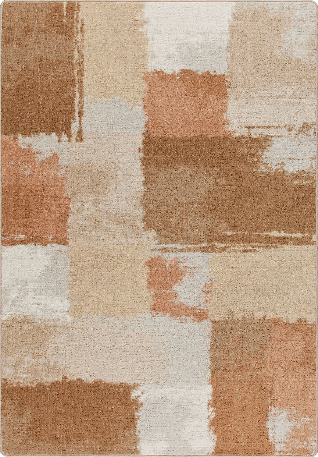 Mix and Mingle Canyon Fair And Square Rug Rug Size: Rectangle 7'8