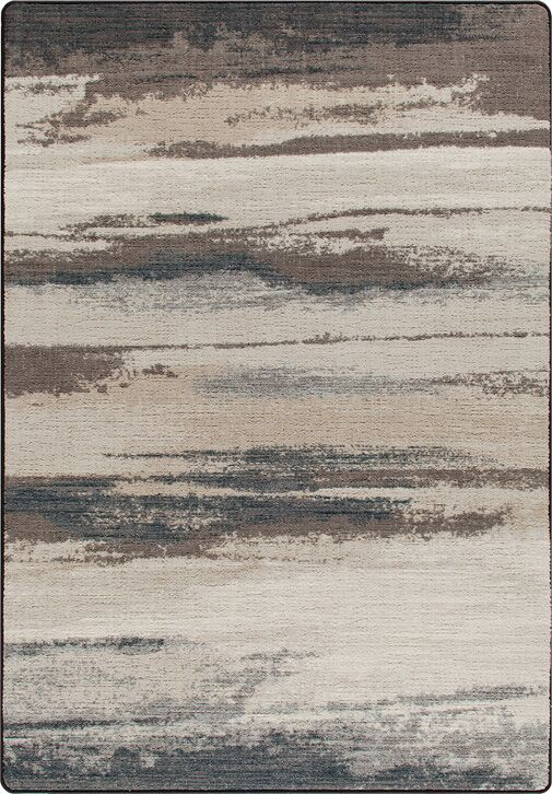 Mix and Mingle Overcast Blue Cloudbreak Rug Rug Size: Runner 2'1