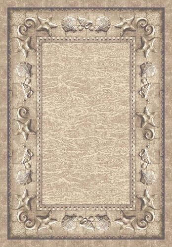 Signature Sand Castles Opal Area Rug Rug Size: Rectangle 2'1
