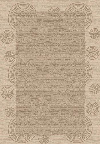 Innovation Wabi Pearl Mist Area Rug Rug Size: Oval 5'4