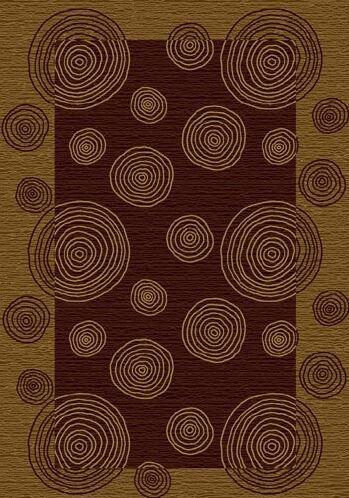 Innovation Wabi Golden Amber Area Rug Rug Size: Rectangle 7'8