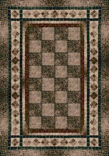 Innovation Dark Amber Flagler Area Rug Rug Size: Rectangle 3'10
