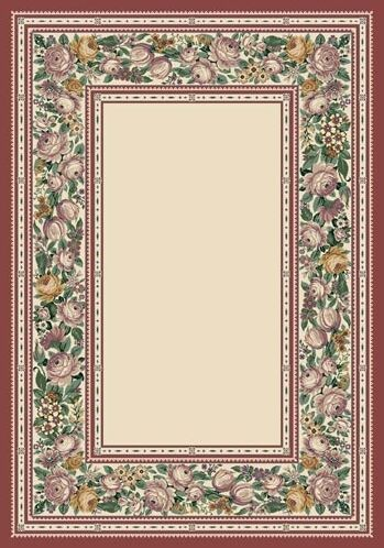 Innovation Opal English Floral Area Rug Rug Size: Rectangle 10'9