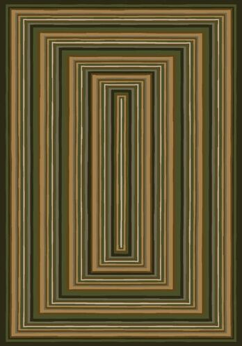 Innovation Rylie Olive Area Rug Rug Size: Rectangle 7'8