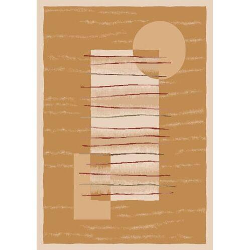 Pastiche Horizon Sand Rug Rug Size: Octagon 7'7