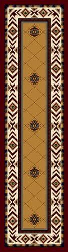 Signature Shiba Garnet Area Rug Rug Size: Rectangle 2'1