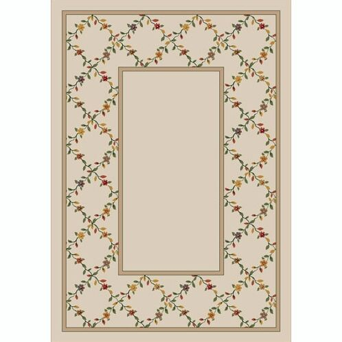 Design Center Opal Maiden Area Rug Rug Size: Rectangle 7'8