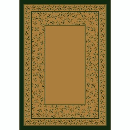 Design Center Maize Leander Area Rug Rug Size: Rectangle 10'9
