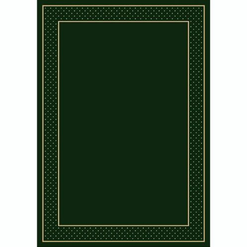 Design Center Emerald Legacy Area Rug Rug Size: Runner 2'4