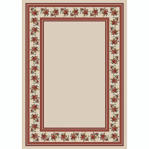 Design Center Opal Rosalie Area Rug Rug Size: Rectangle 10'9