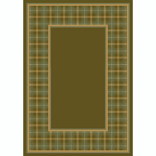 Design Center Tobacco McIntyre Area Rug Rug Size: Runner 2'4