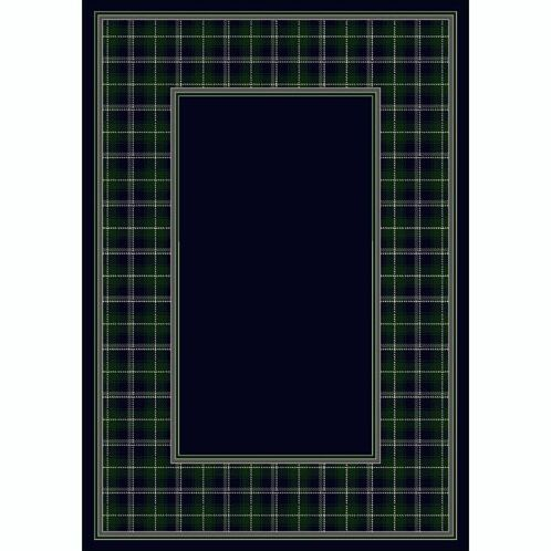 Design Center Sapphire McIntyre Area Rug Rug Size: Rectangle 7'8