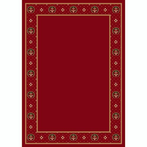 Design Center Brick Madison Area Rug Rug Size: Runner 2'4