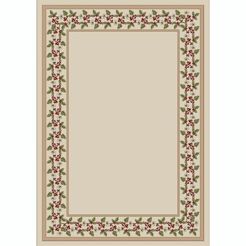Design Center Opal Wildberry Area Rug Rug Size: Rectangle 10'9