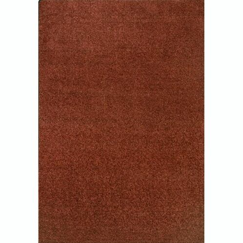Modern Times Harmony Ruby Wine Area Rug Rug Size: Round 7'7