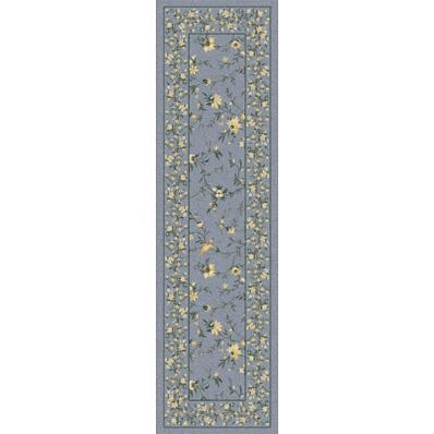 Pastiche Hampshire Floral Storm Runner Rug Size: 2'1