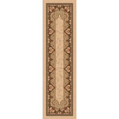 Pastiche Montfluer Boston Creme Runner Rug Size: 2'1